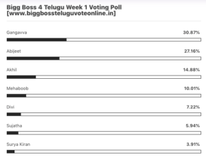 bigg-boss-4-telugu-vote-results