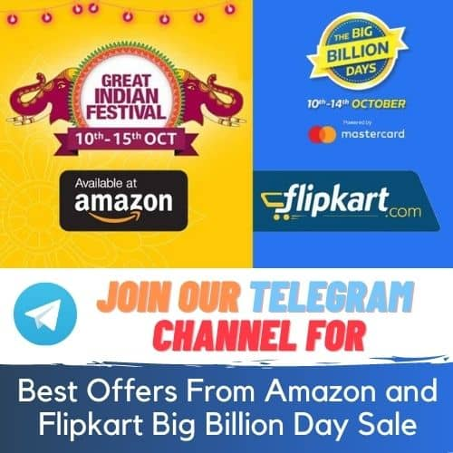 Best Offers From Amazon and Flipkart Big Billion Day Sale (1)